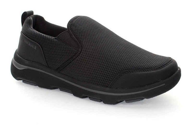 LUMBERJACK Slip-On Sneaker mit Stretcheinsätzen