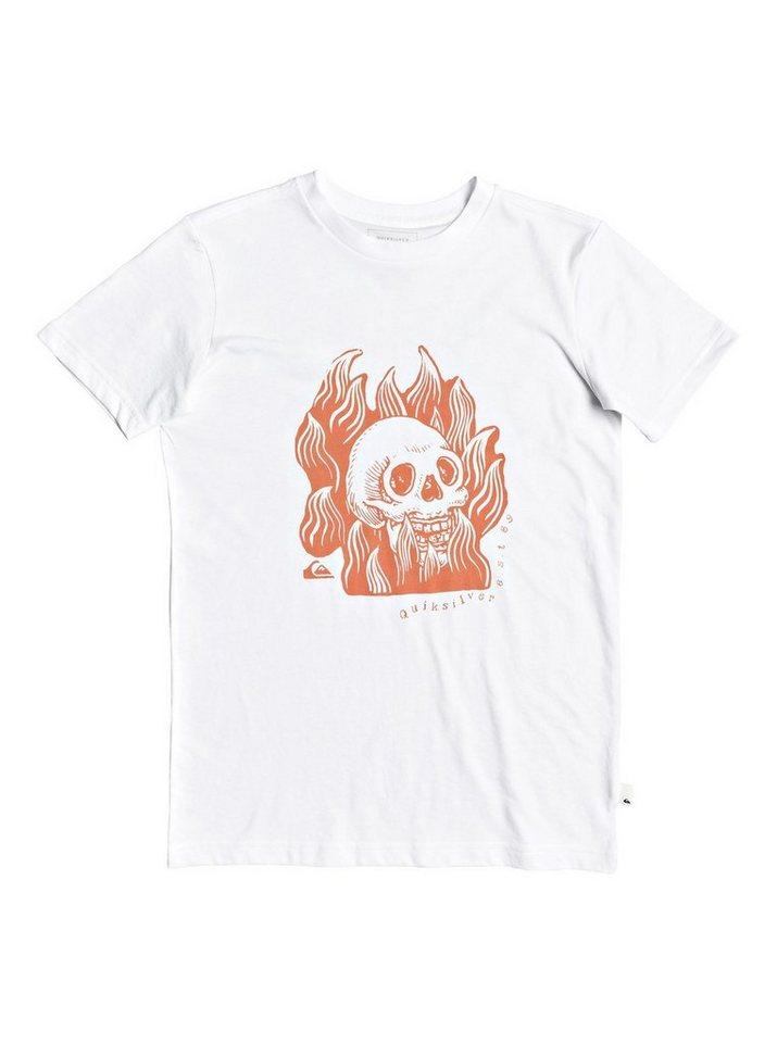 quiksilver -  T-Shirt »Drum Fire«