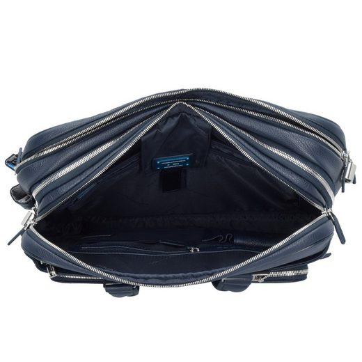 Laptopfach Modus Aktentasche Cm 41 Leder Piquadro n1XHSwqX