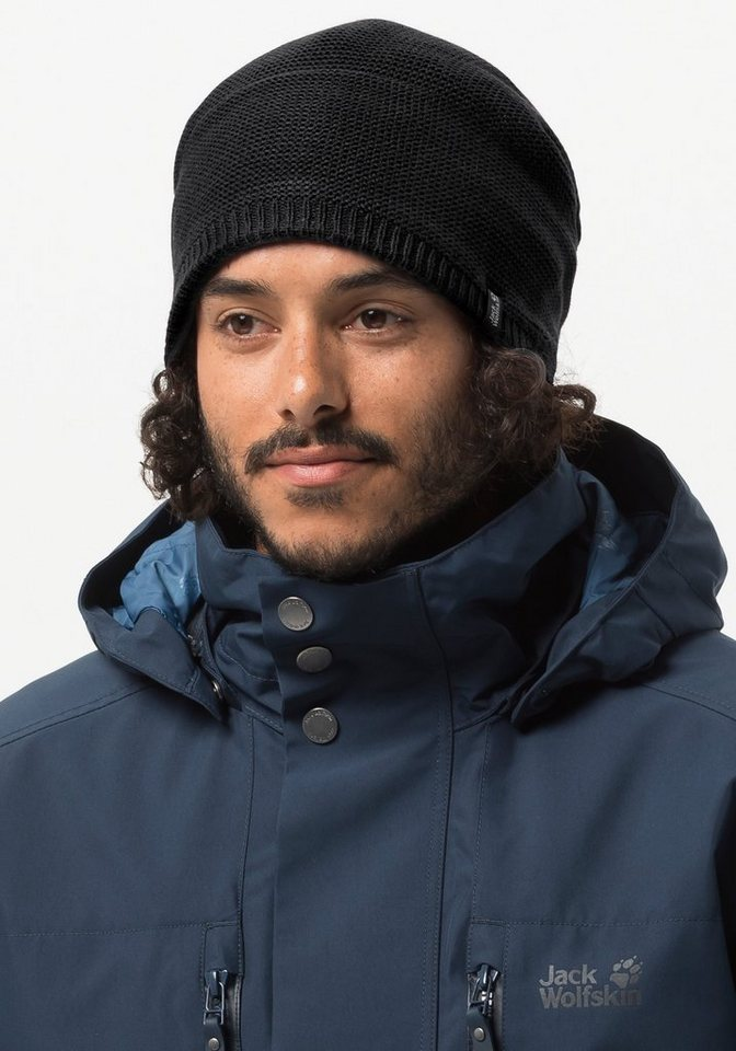 new products utterly stylish affordable price Jack Wolfskin Beanie »STORMLOCK KNIT BEANIE« | OTTO