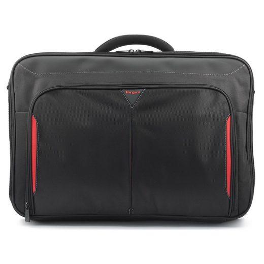 "Targus Classic + Clamshell Case 17-18"" »Notebook-Tasche«"