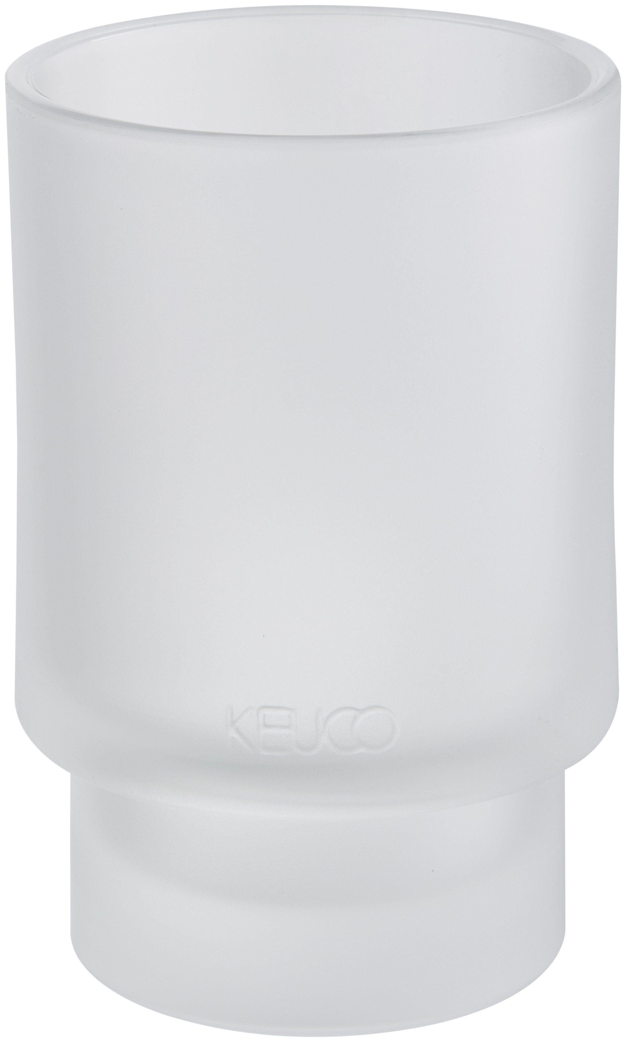 KEUCO Ersatzglas »Edition 300«, Echtkristall-Glas mattiert, lose