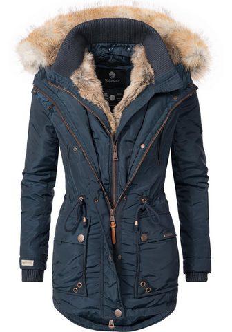 MARIKOO Žieminė striukė »Grinsekatze«