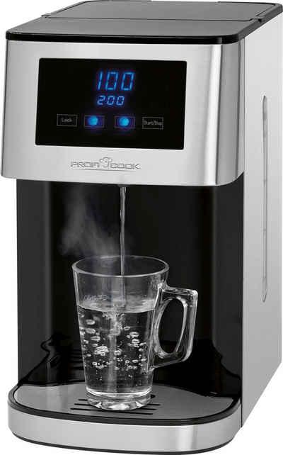 ProfiCook Wasserkocher PC-HWS 1145, 4 l, 2600 W