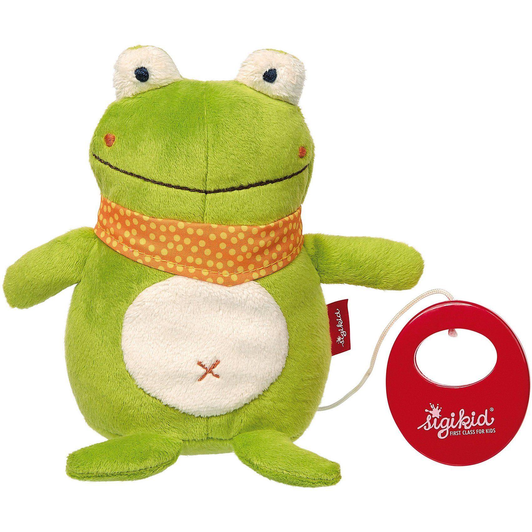 Sigikid Spieluhr Frosch (42129)
