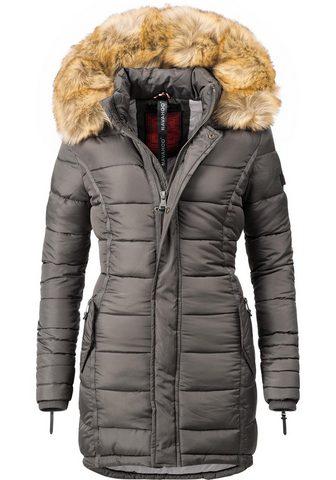 NAVAHOO Куртка стеганая »Papaya«