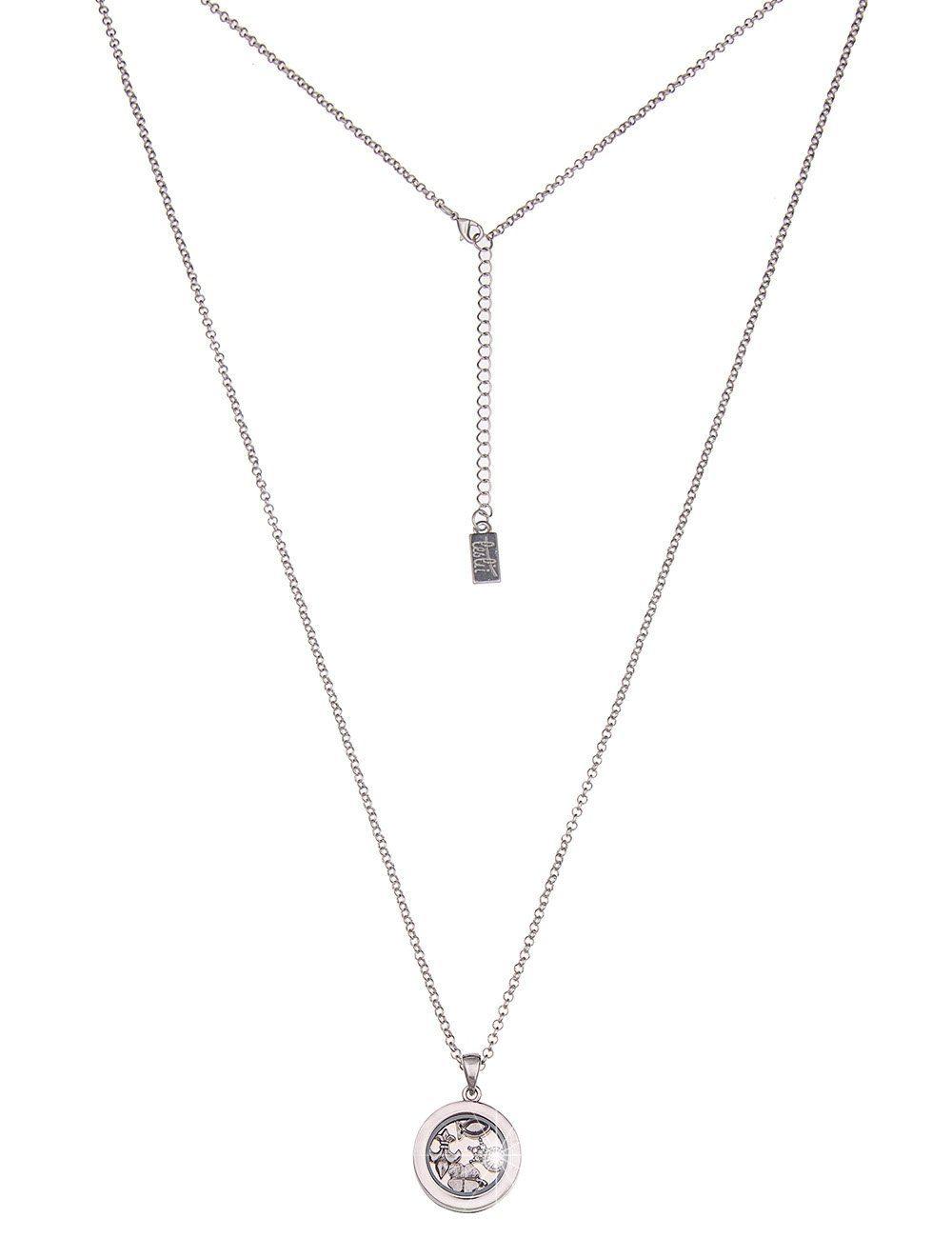 Leslii Halskette mit Medaillon