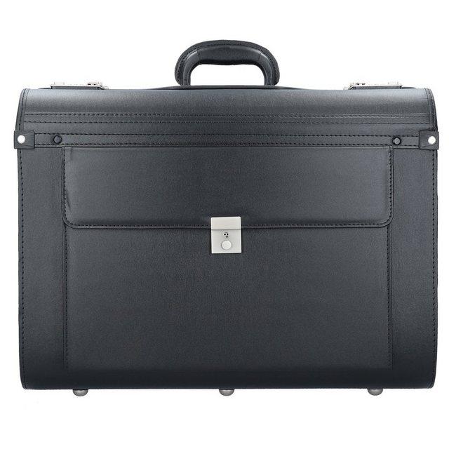 Dermata Pilotenkoffer 50 cm | Taschen > Koffer & Trolleys > Pilotenkoffer | Dermata