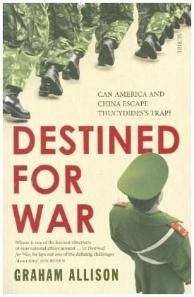 Broschiertes Buch »Destined for War«