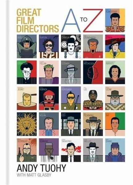 Gebundenes Buch »A-Z Great Film Directors«