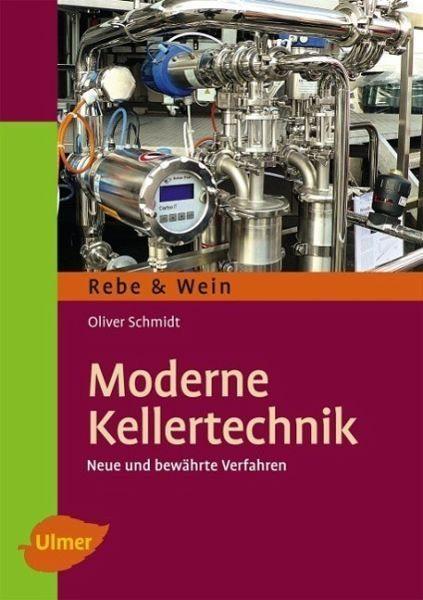 Broschiertes Buch »Moderne Kellertechnik«