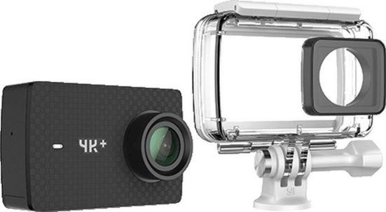 YI Actioncam »4k+ Action Camera + Waterproof Case«