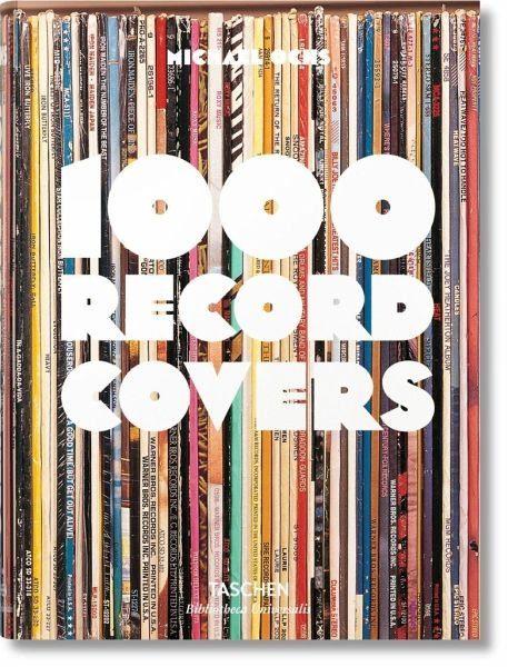 Gebundenes Buch »1000 Record Covers«