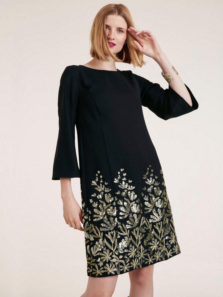 8c8cf688700332 heine STYLE Kleid Mit Trompetenärmel online kaufen | OTTO