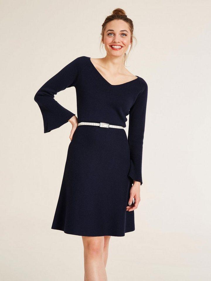 heine CASUAL Kleid mit V-Ausschnitt online kaufen   OTTO 8d30d7601f