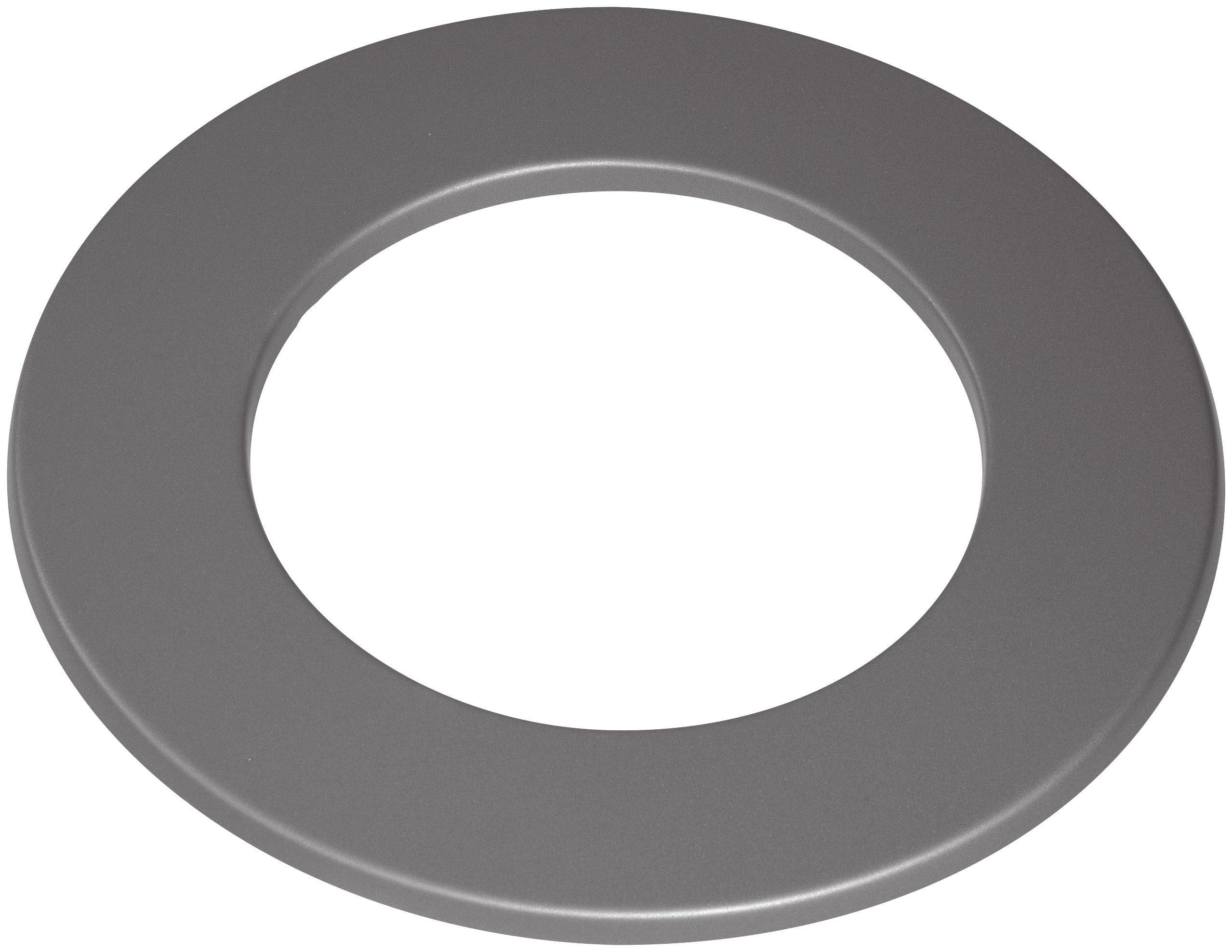 ORANIER Rosette mit Klemmschellen Ø 100 mm
