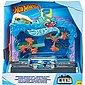 Mattel® Hot Wheels City Spielset: Aquarium Set, Bild 1