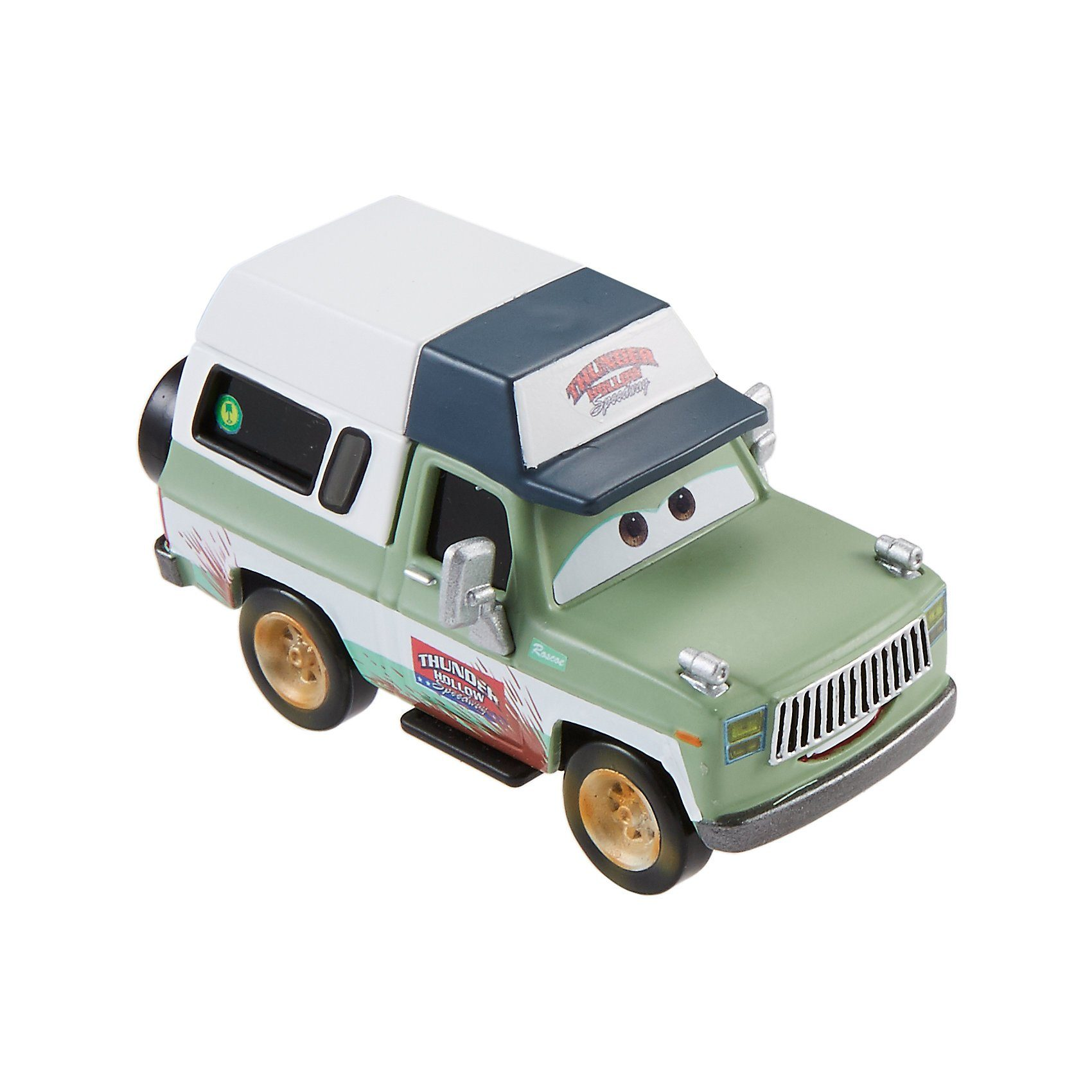 Mattel® Disney Cars Die-Cast Deluxe Roscoe