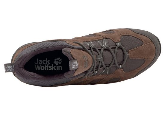 Outdoorschuh Jack Hike M« Texapore 2 Wolfskin »vojo Low AzwqRAC
