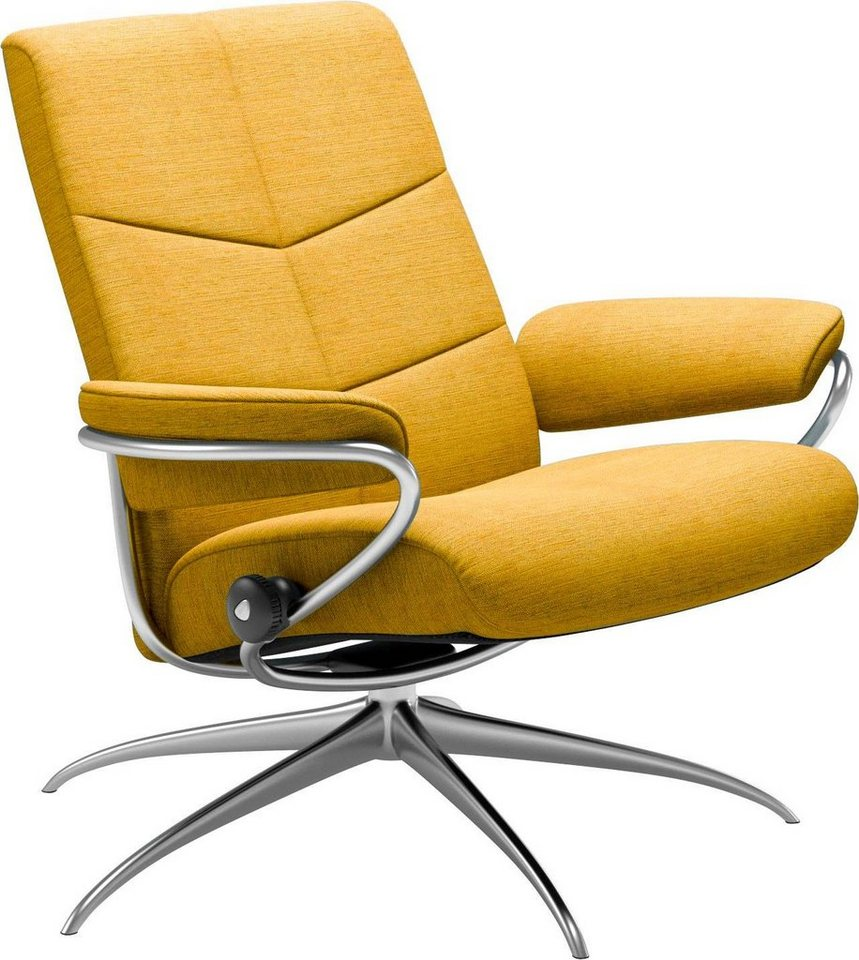 stressless clubchair dublin mit star base in 2 h hen. Black Bedroom Furniture Sets. Home Design Ideas