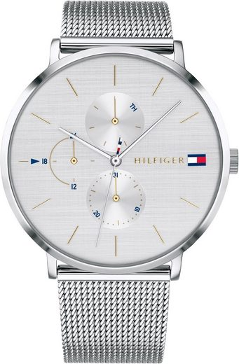 TOMMY HILFIGER Multifunktionsuhr »CASUAL, 1781942«