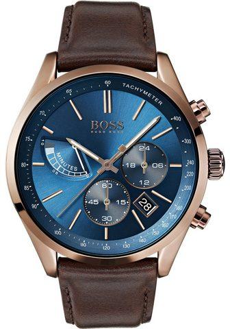 BOSS Chronografas- laikrodis »GRAND PRIX 15...