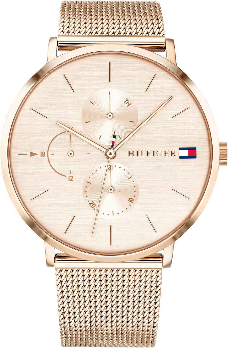 Tommy Hilfiger Multifunktionsuhr »CASUAL, 1781944«