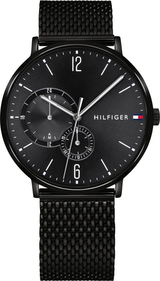 a14403483e12 TOMMY HILFIGER Multifunktionsuhr »CASUAL, 1791507«   OTTO