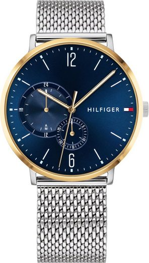 TOMMY HILFIGER Multifunktionsuhr »CASUAL, 1791505«