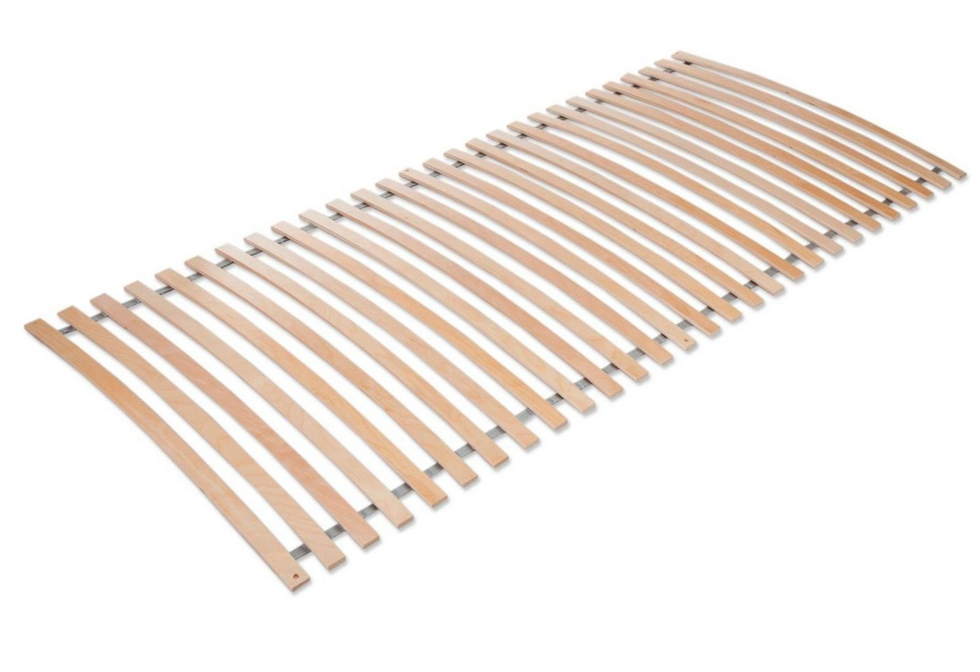 Rollrost, »Basic Comfort«, Jekatex, 28 Leisten, Kopfteil nicht verstellbar, Belastbar bis 150 kg | Schlafzimmer > Lattenroste > Rollroste | Furniert | Jekatex