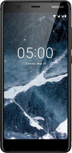 Nokia 5.1 (2018) - DualSIM Smartphone (13,97 cm/5,5 Zoll, 16 GB Speicherplatz, 16 MP Kamera)