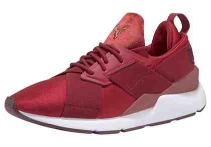 PUMA »Muse Satin II Wns« Sneaker