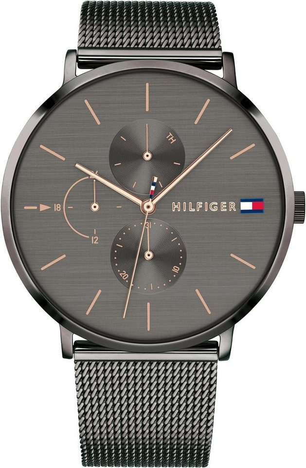 afad6f993285 TOMMY HILFIGER Multifunktionsuhr »CASUAL, 1781945«   OTTO