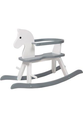 ® конь-качалка