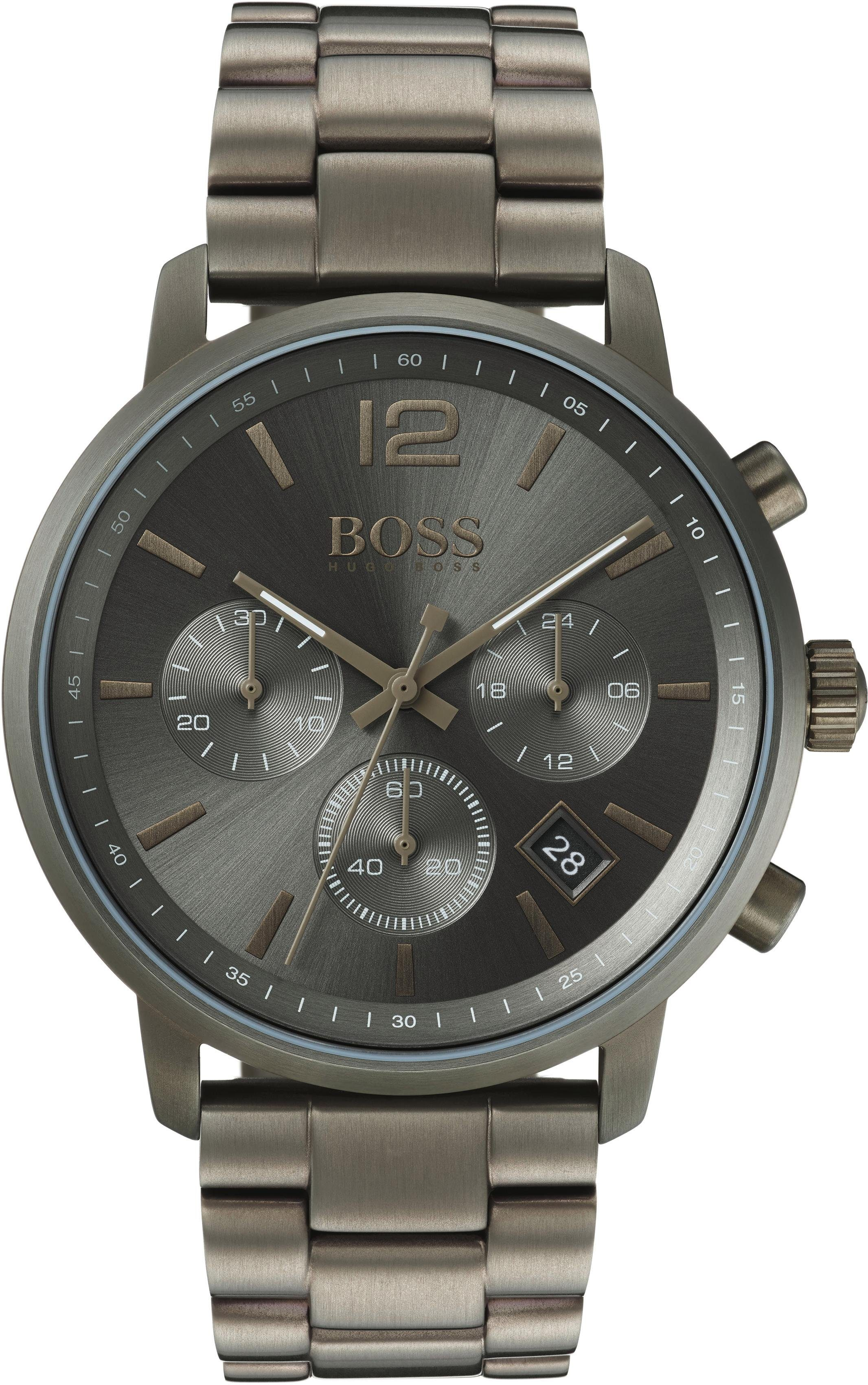 Boss Multifunktionsuhr »ATTITUDE, 1513610«