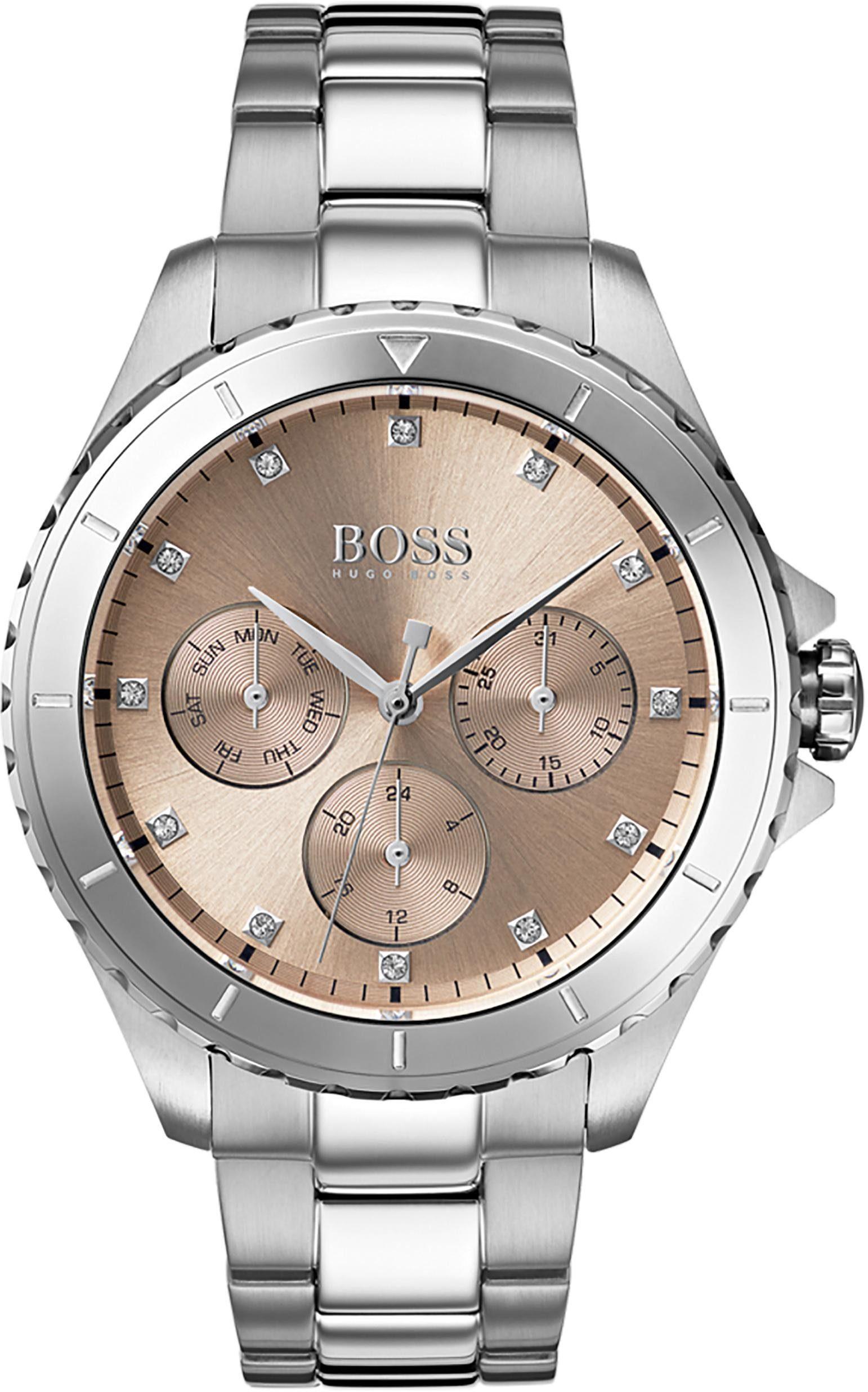 Boss Multifunktionsuhr »PREMIERE, 1502444«