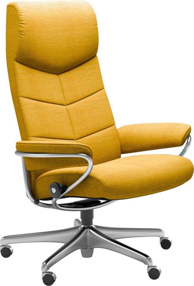 stressless hochlehner relax b rosessel home office. Black Bedroom Furniture Sets. Home Design Ideas