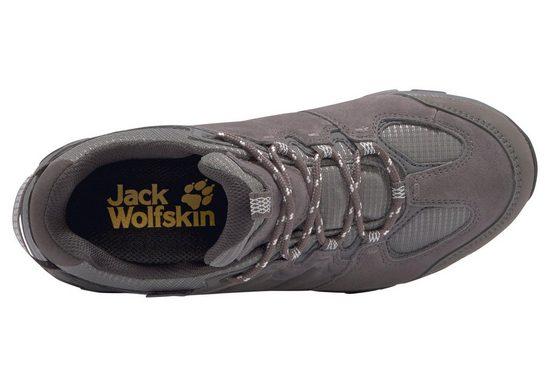 Outdoorschuh »mountain 6 Jack W« Wolfskin Low Texapore Attack 5qaR0