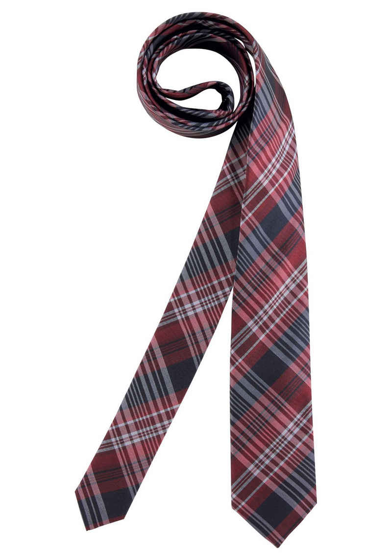 Man's World Krawatte In 2 Längen, aus reiner Seide