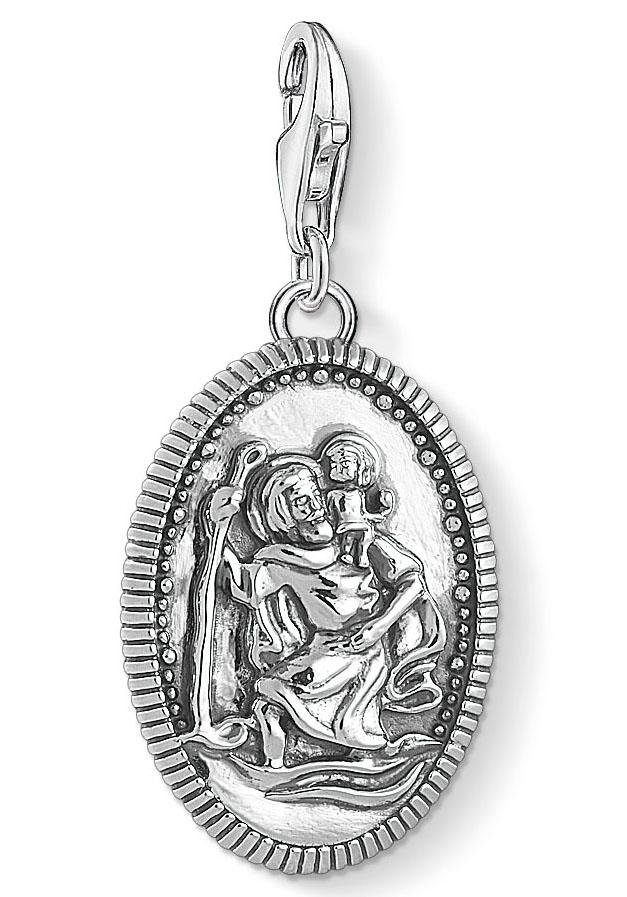 THOMAS SABO Charm-Einhänger »St. Christopherus, 1709-637-21«