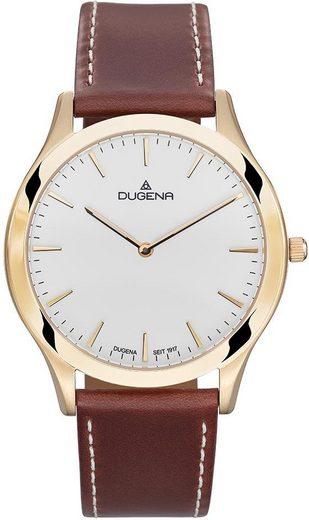 Dugena Quarzuhr »Flatliner, 4460907«
