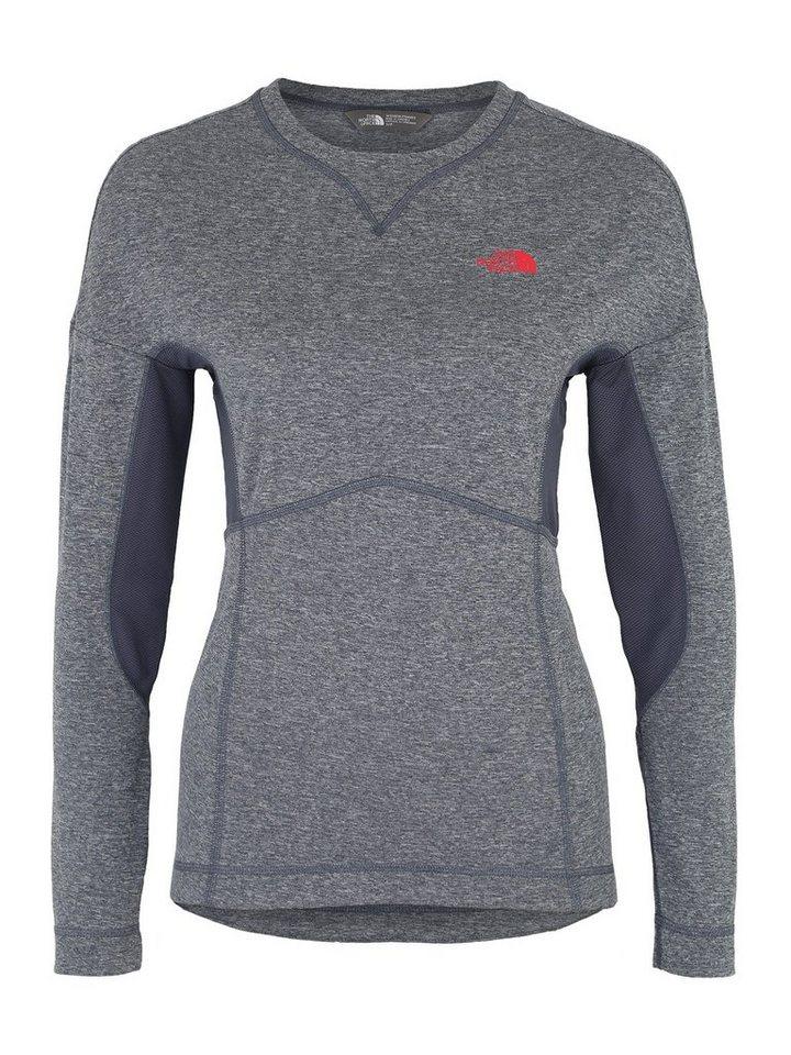 The North Face Fleeceshirt | Bekleidung > Sweatshirts & -jacken > Fleeceshirts | Grau | Polyester | The North Face