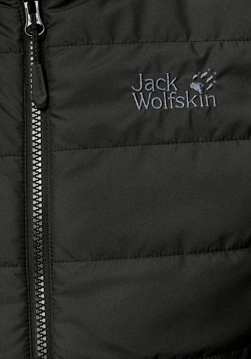 Der »glen Wolfskin Short Serie 3in1 Vest« Jack Steppweste Einzippen Aus Zum w47XExq