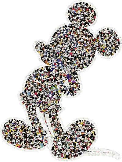 Ravensburger Konturenpuzzle »Shaped Mickey«, 945 Puzzleteile, Made in Germany, FSC® - schützt Wald - weltweit