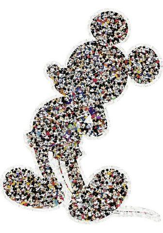 """Пазл """"Shaped Mickey"""""""