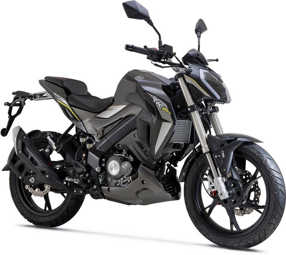 keeway motor motorrad rkf 125 125 ccm euro 4 otto. Black Bedroom Furniture Sets. Home Design Ideas