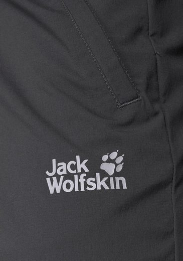 Wolfskin Jack Anthrazit »activate Light« Funktionshose nPwk80O