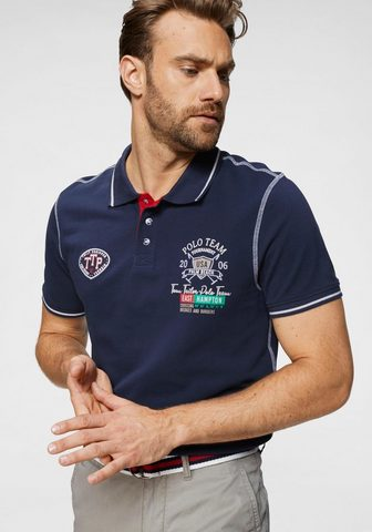 TOM TAILOR POLO TEAM TOM TAILOR футболка поло Team кофта-по...