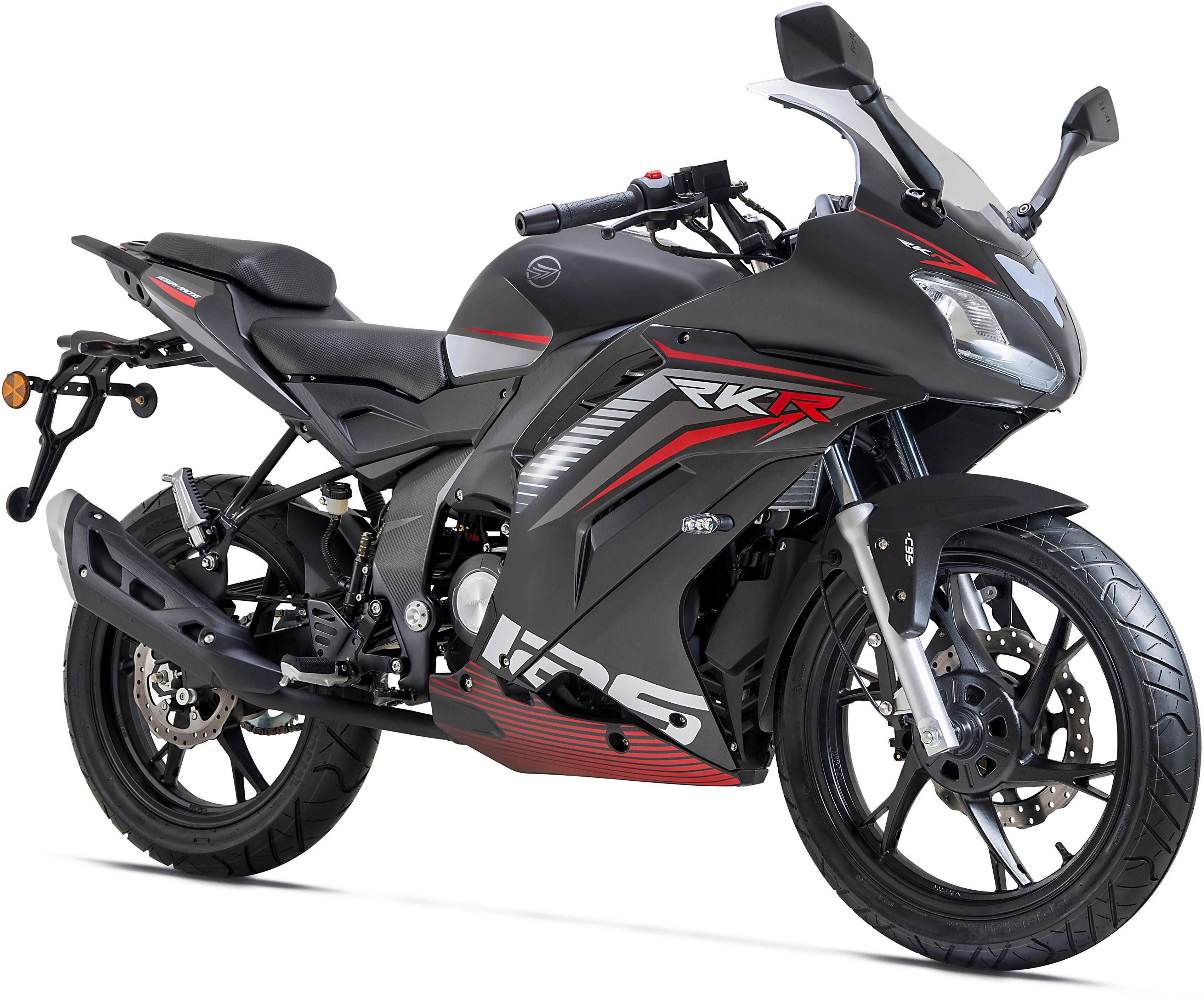 Keeway Motor Motorrad »RKR 125«, 125 ccm, Euro 4
