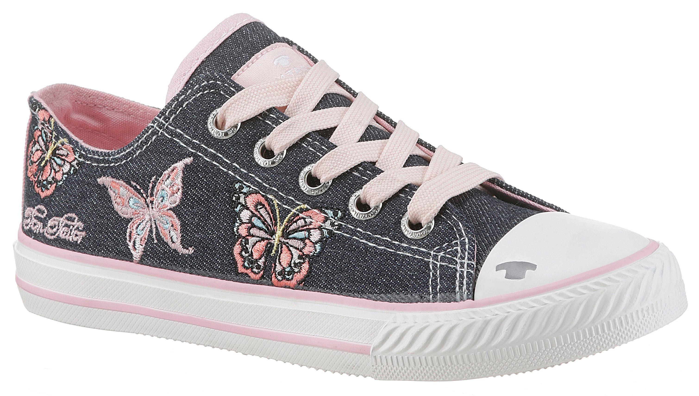 TOM TAILOR Sneaker mit Schmetterlingpatches kaufen | OTTO